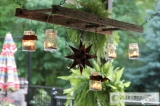 DIY: Summertime Patio Lantern Hanger